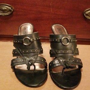 Harley Davidson hi heel sandals